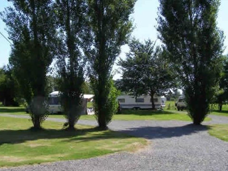 Camping la Blanchie - Camping Charente