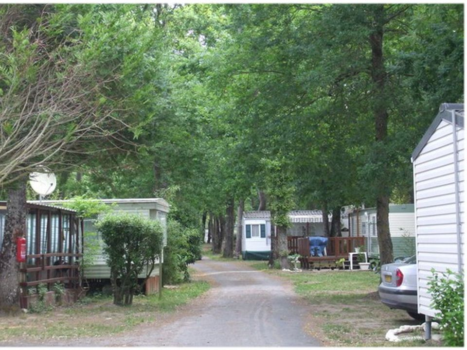 Camping Le Treuil Foucaud - Camping Charente-Maritime