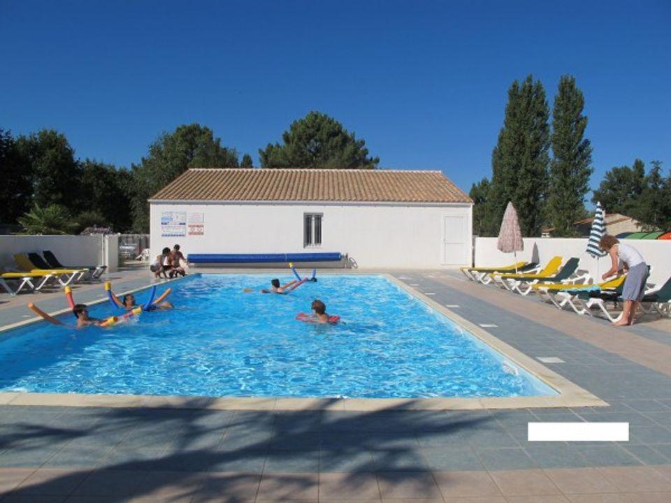 Camping L'oree Des Bois - Camping Charente-Maritime