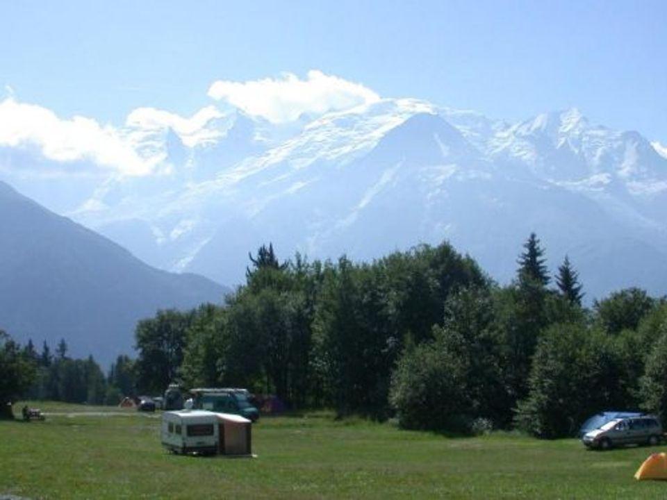 Camping aire naturelle De Plaine Jo Ux - Camping Haute-Savoie