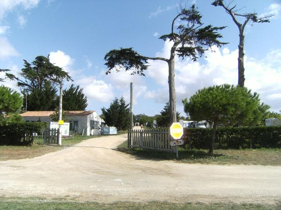 Camping Ile Madame - Camping Charente-Maritime