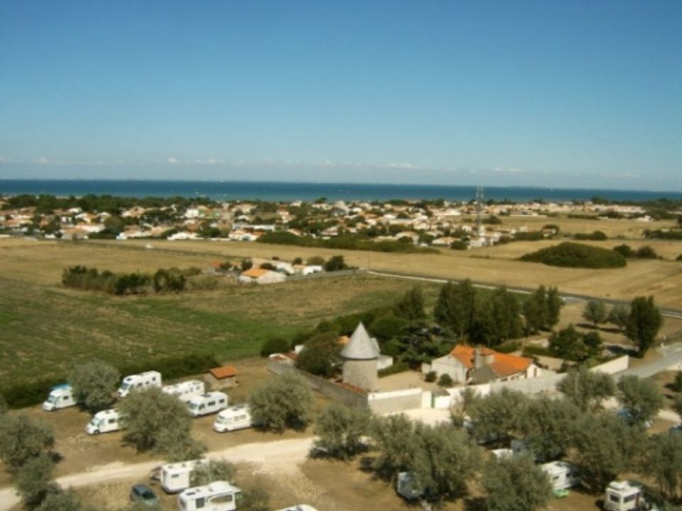 Camping Le Moulin - Camping Charente-Maritime