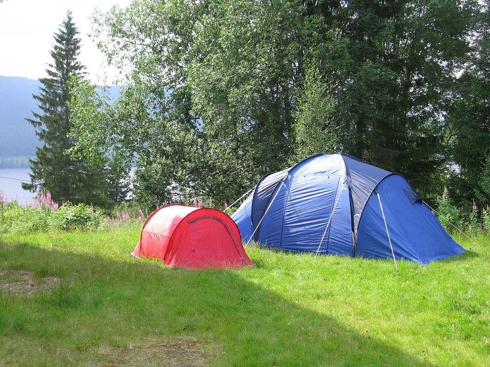 Camping Combe Et Replat - Camping Rhone