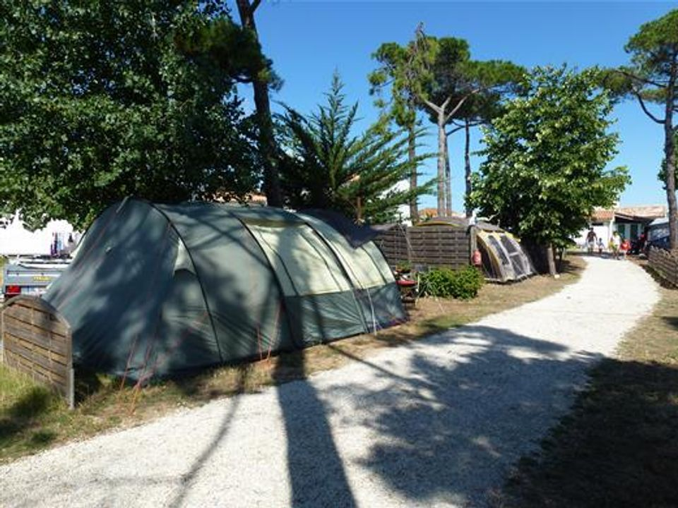 Camping Les Pins - Camping Charente-Maritime