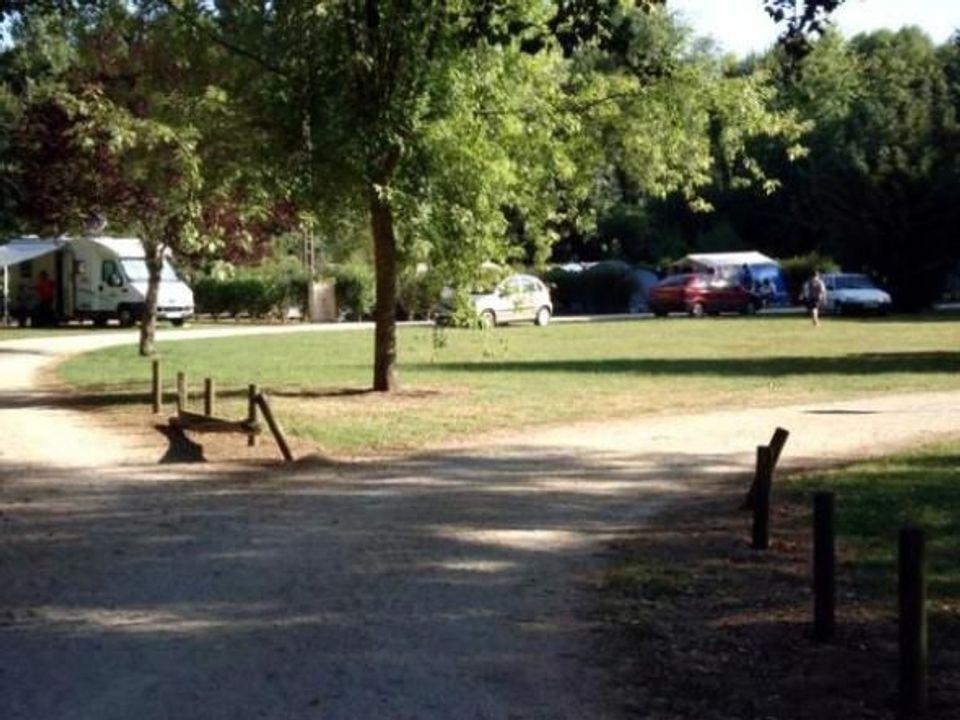 Camping Municipal Des Aulnes - Camping Vienne