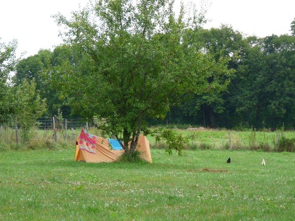 Camping à la ferme L'églantier - Camping Creuse