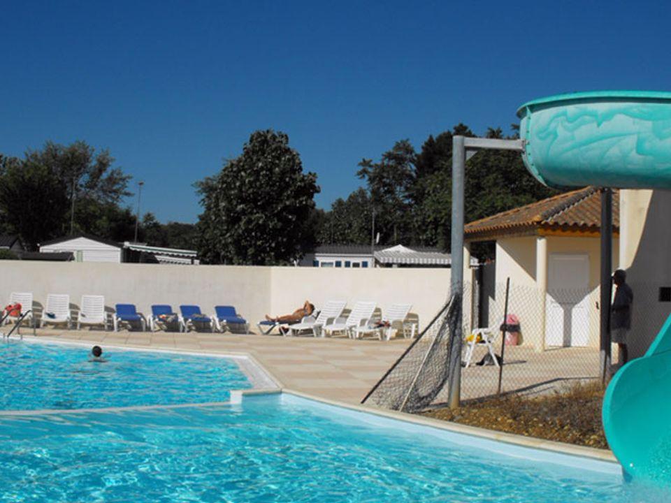 Camping De Sauveterre - Camping Vendée