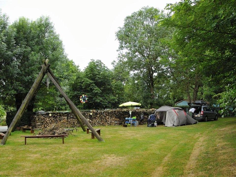 Camping à la ferme - Camping Vendée