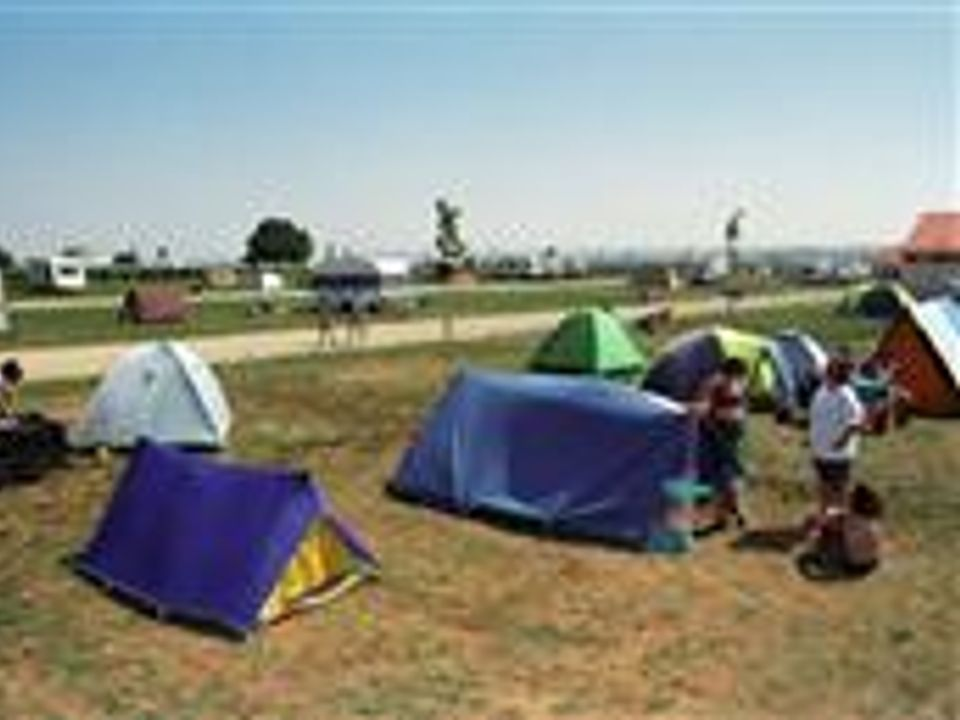 Camping Les Amandiers - Camping Vienne
