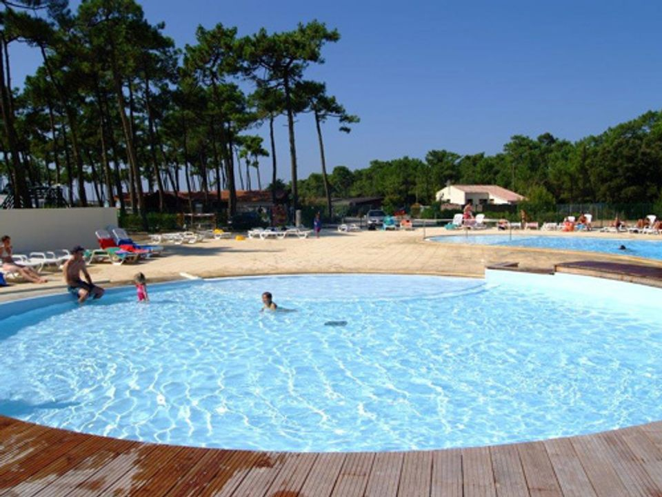 Camping Municipal Plage De Riez - Camping Vendée