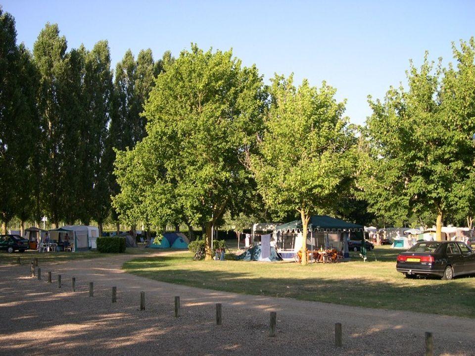 Camping Municipal Les Bords De Creuse - Camping Indre-et-Loire
