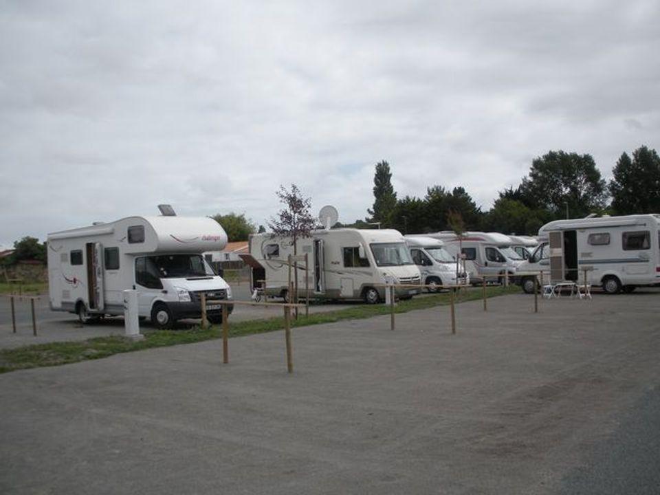Aire le Repos des Tortues - Camping Vendée
