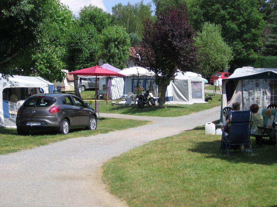 Camping Municipal De La Plage - Camping Saone-et-Loire