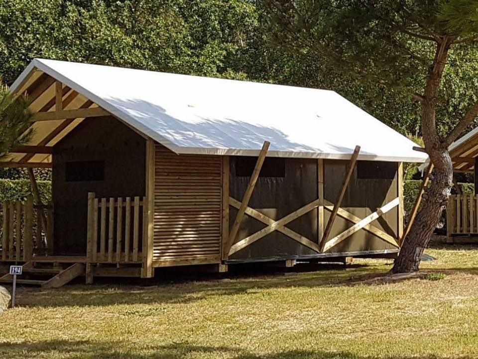 Camping Le Lagon Bleu - Camping Vendée