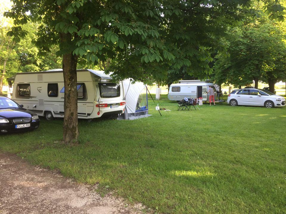 Camping La Plage - Camping Saone-et-Loire