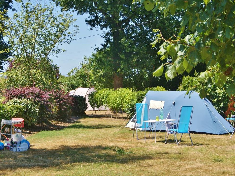 Camping Le Fief Angibaud - Camping Vendée