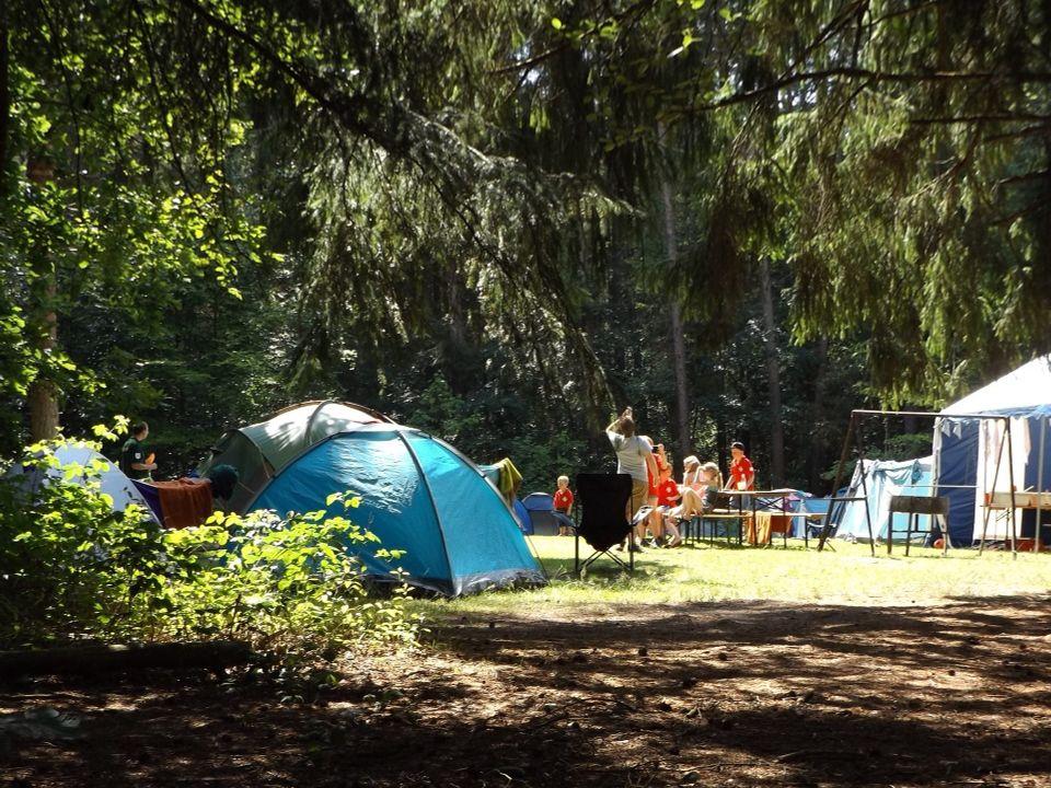Camping Intercommunal de Lunery - Camping Cher