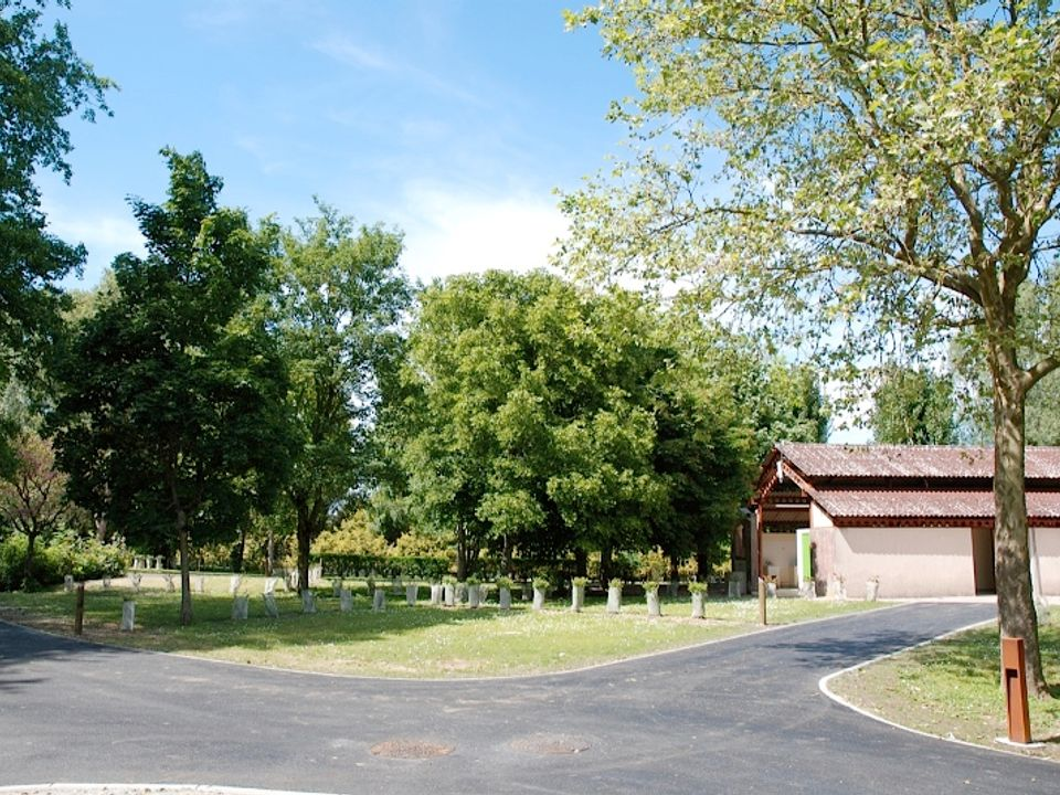 Camping Municipal Les Taupeaux - Camping Indre