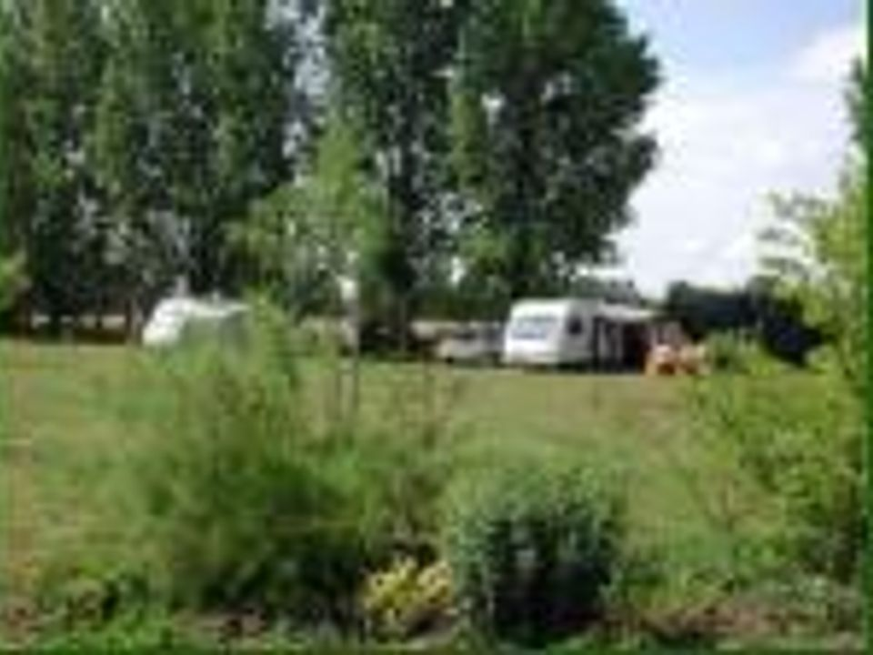 Camping Le Thouet - Camping Maine-et-Loire