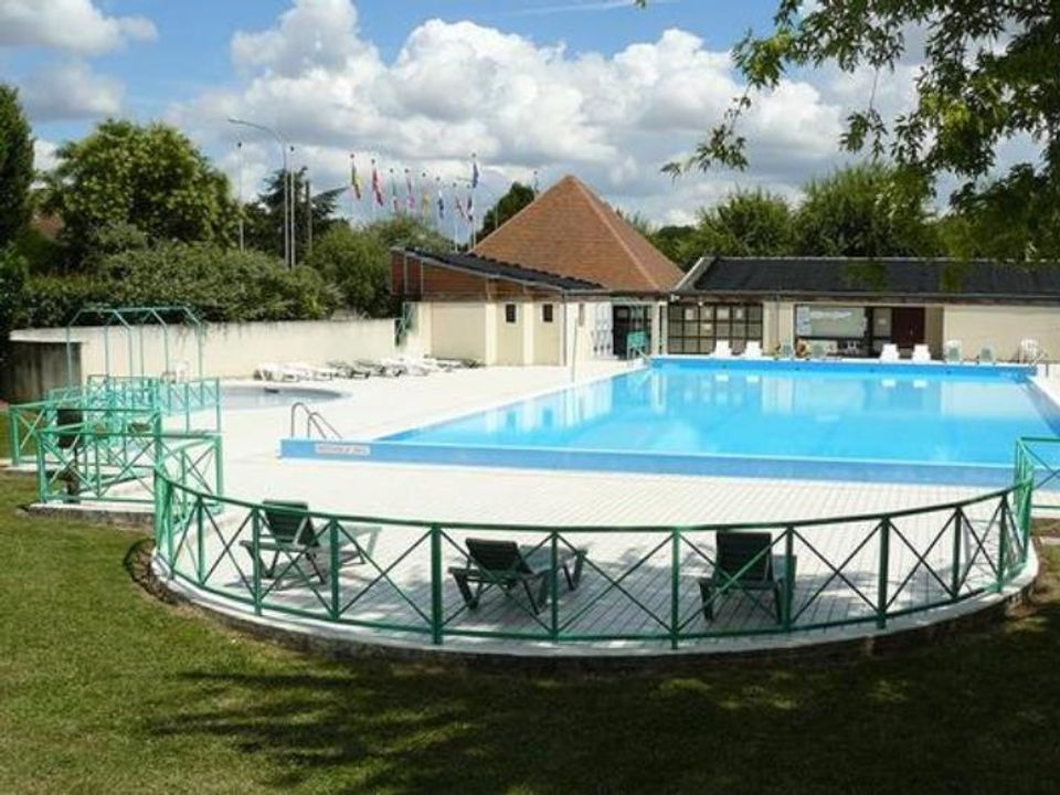 Camping Les Chenes - Camping Indre