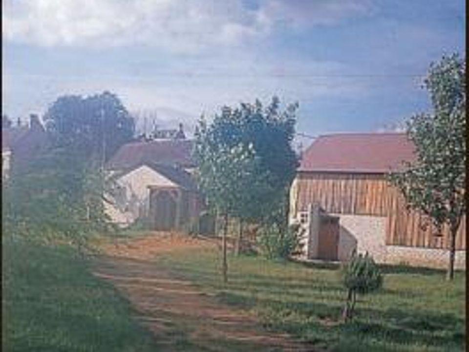 Camping a la ferme de Desbourdes Remi - Camping Indre-et-Loire