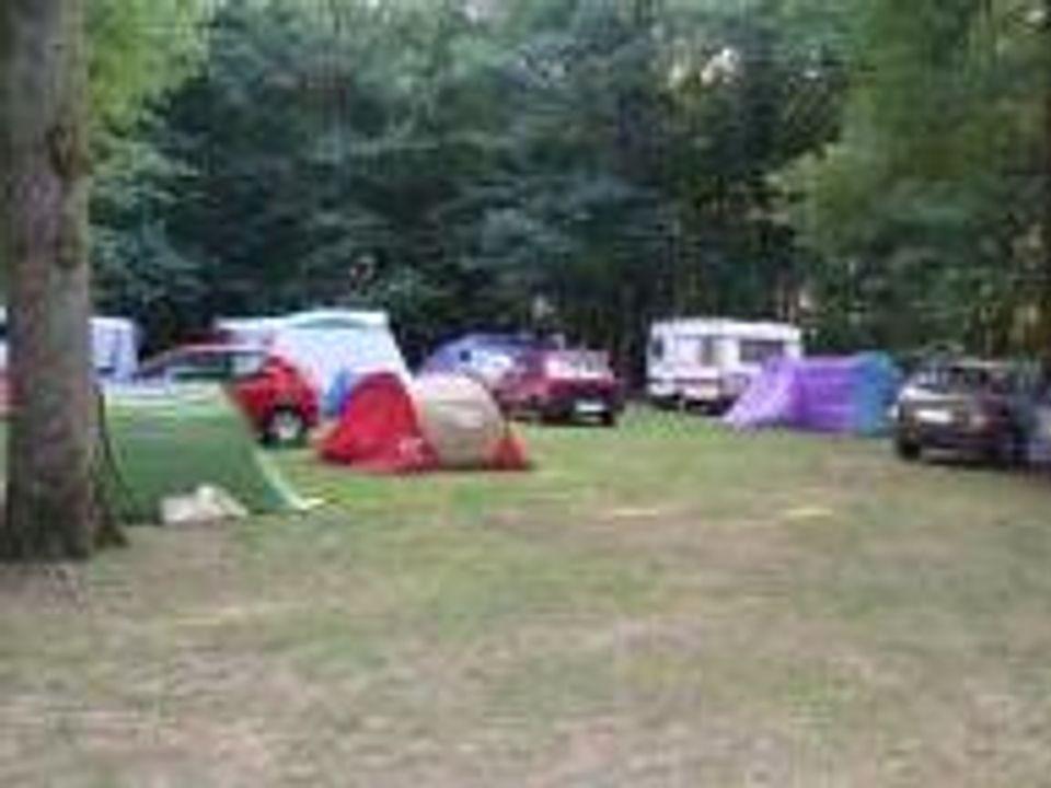 Camping Aire naturelle de la Thévinière - Camping Maine-et-Loire
