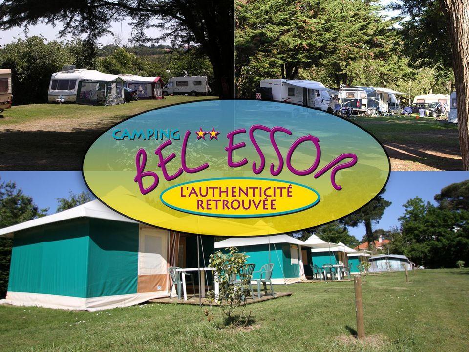 Camping Bel Essor - Camping Loire-Atlantique
