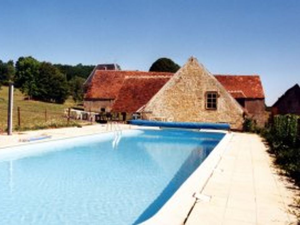 Le Domaine d'Ainay - Camping Nievre