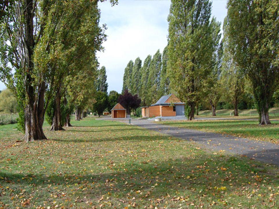 Camping Municipal de la Blardière - Camping Indre-et-Loire