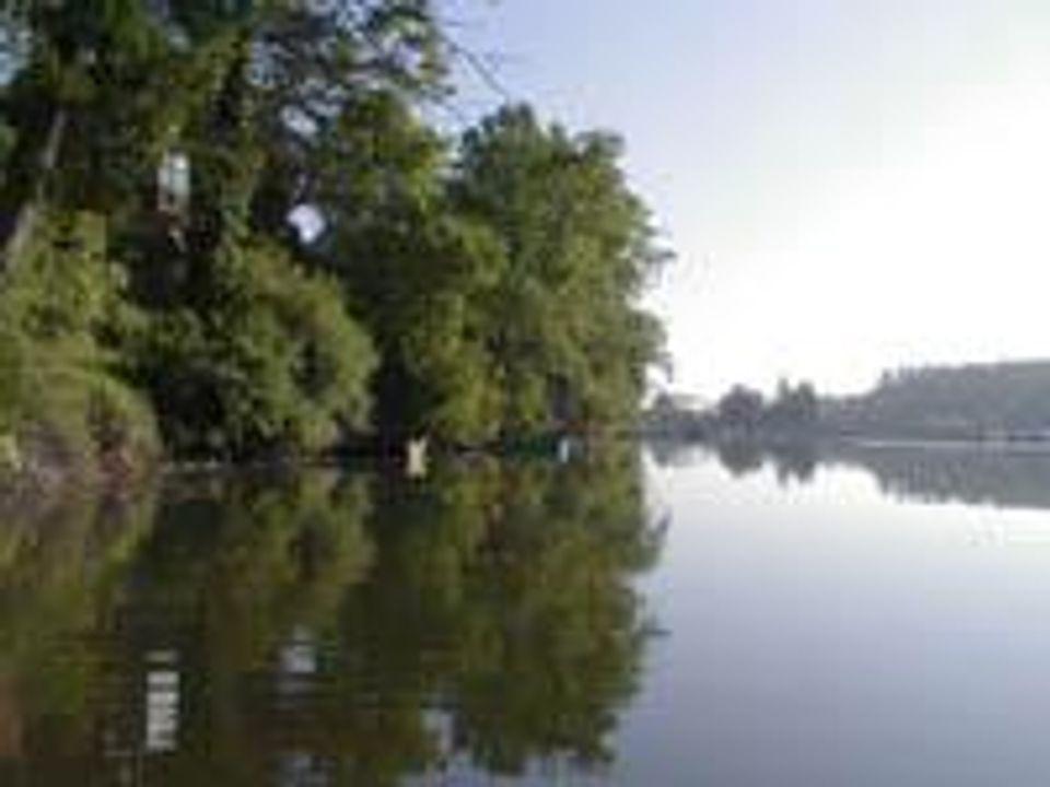 Camping municipal du Lac de Pont - Camping Cote-Or