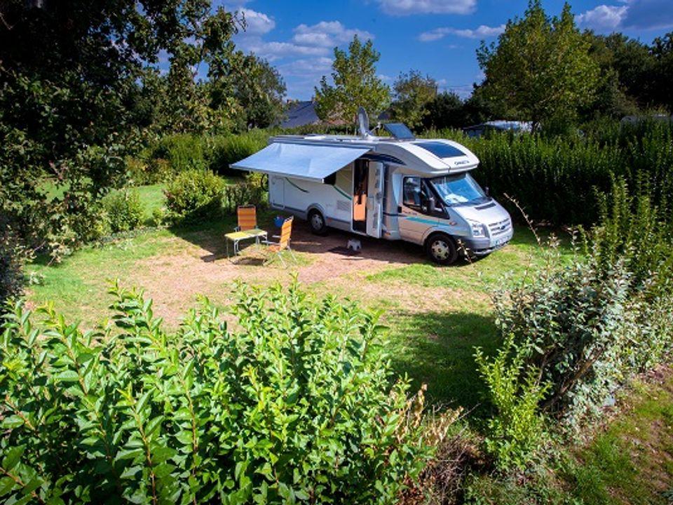 Camping Les Rives de Vilaine - Camping Morbihan