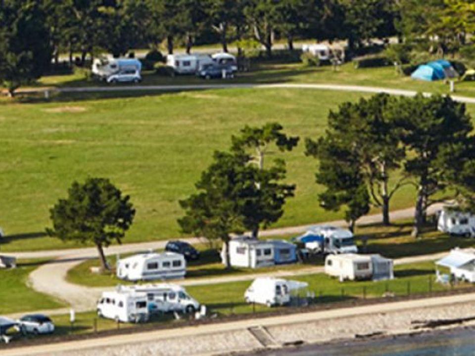 Camping municipal du Roch Vétür - Camping Morbihan
