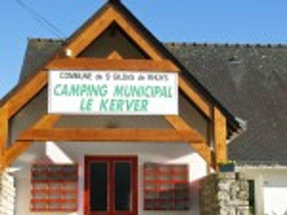 Camping Municipal De Kerver - Camping Morbihan
