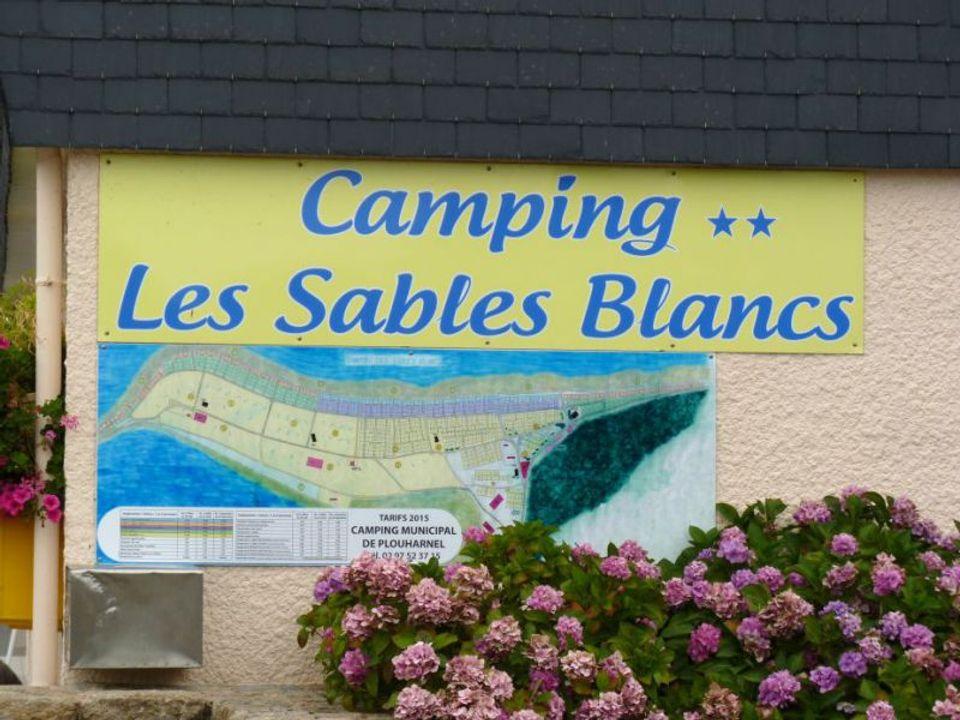 Camping Municipal Des Sables Blancs - Camping Morbihan