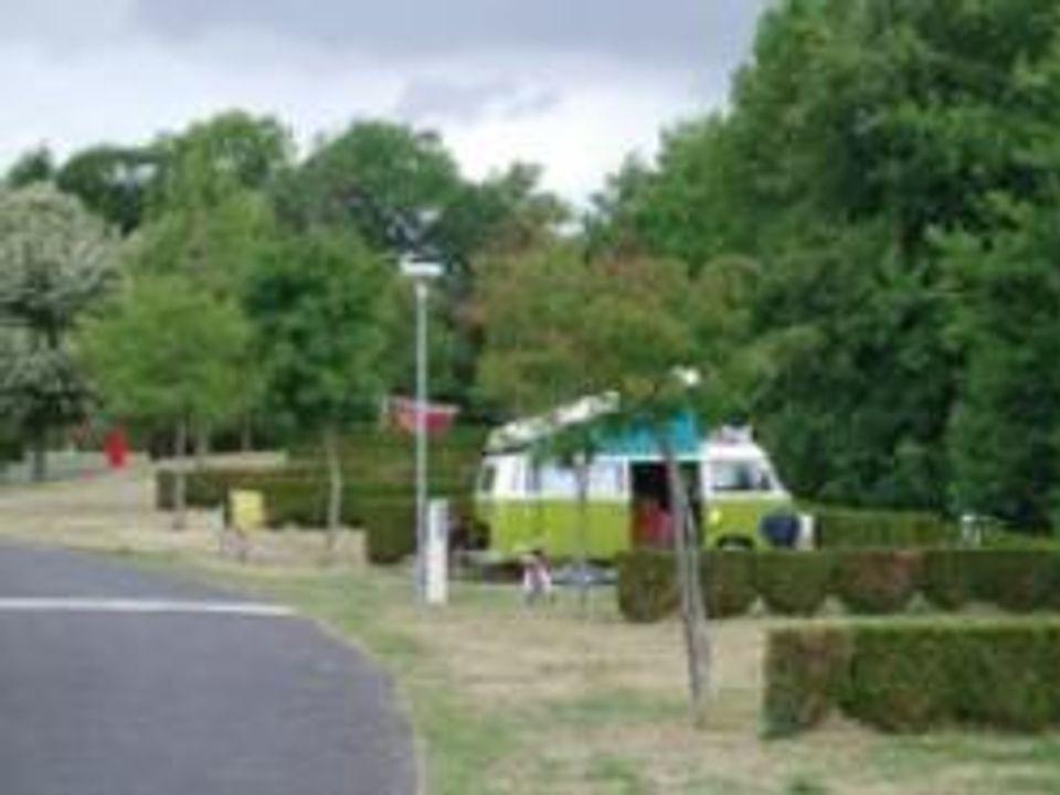 Camping Municipal De Vauchevrier - Camping Indre-et-Loire