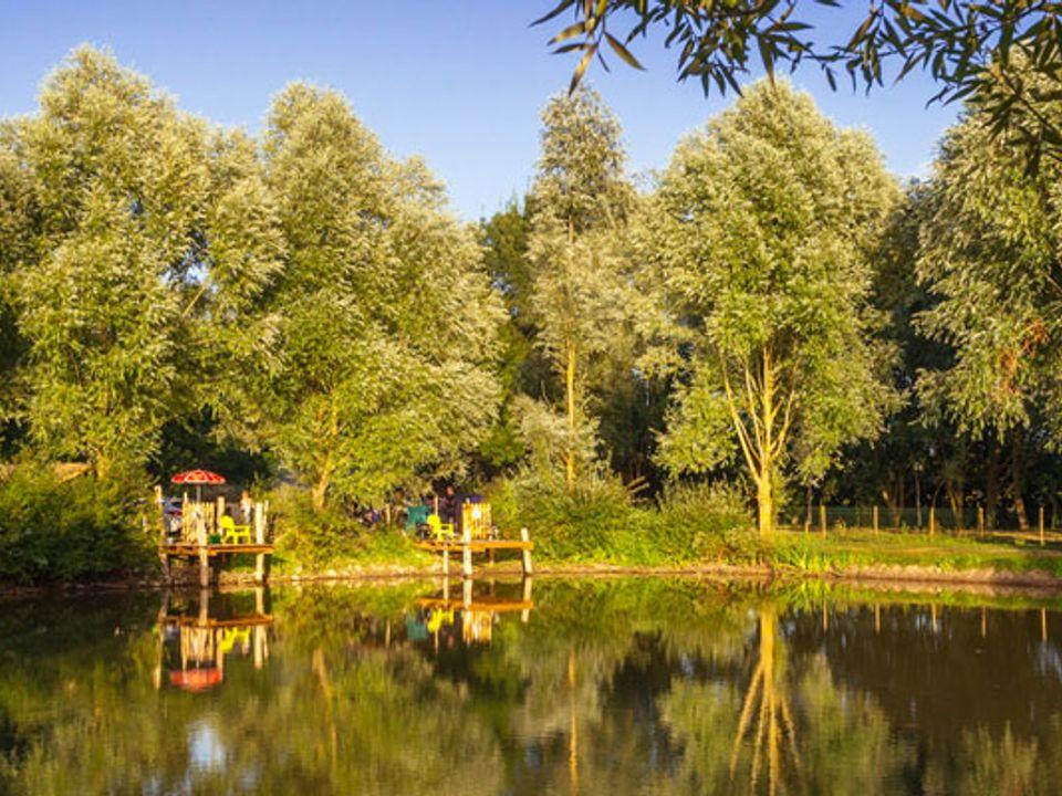 Camping L'etang De Challain - Camping Maine-et-Loire
