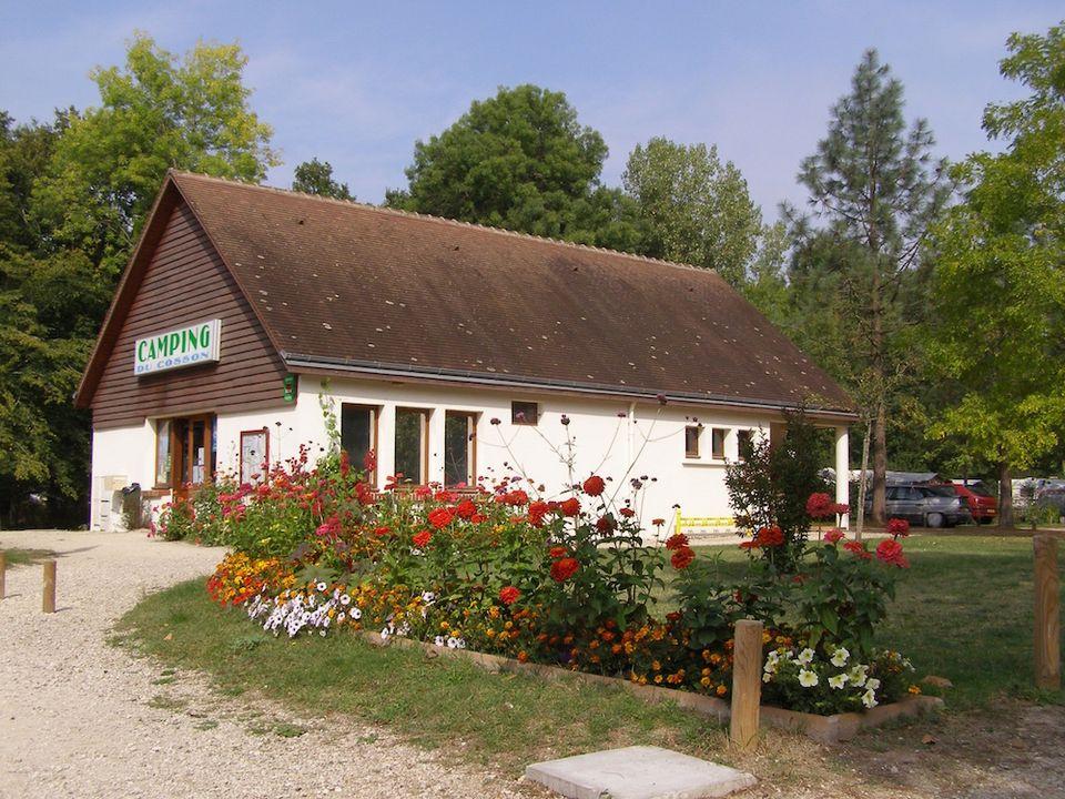 Camping Municipal Du Cosson - Camping Loir-et-Cher