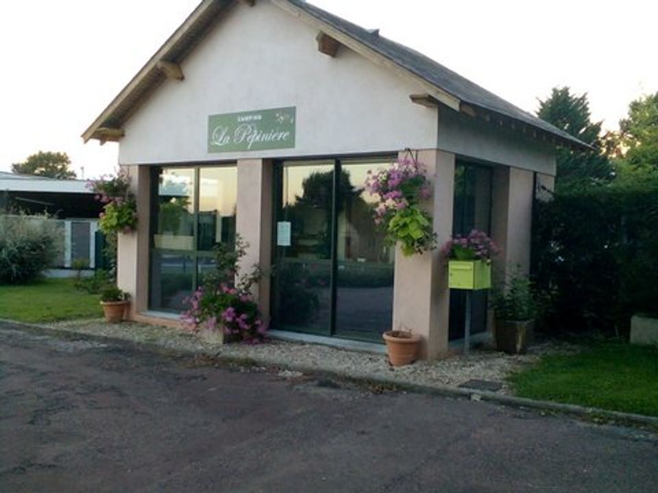 Camping Municipal La Pepiniere - Camping Yonne