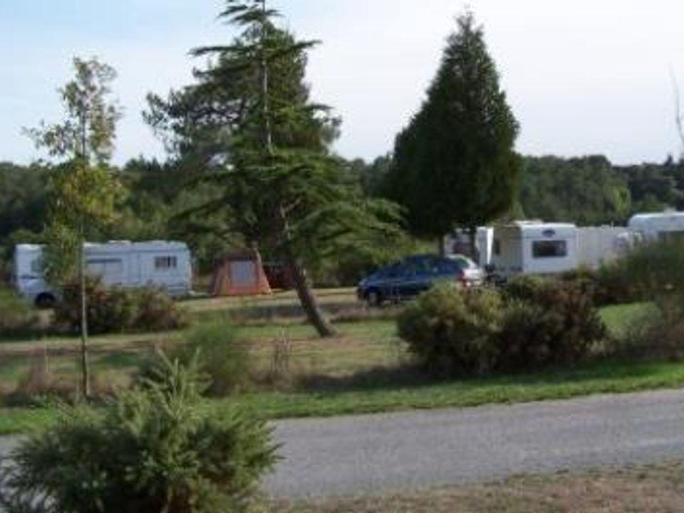 Camping Municipal Les Landes de Cojoux - Camping Ille-et-Vilaine