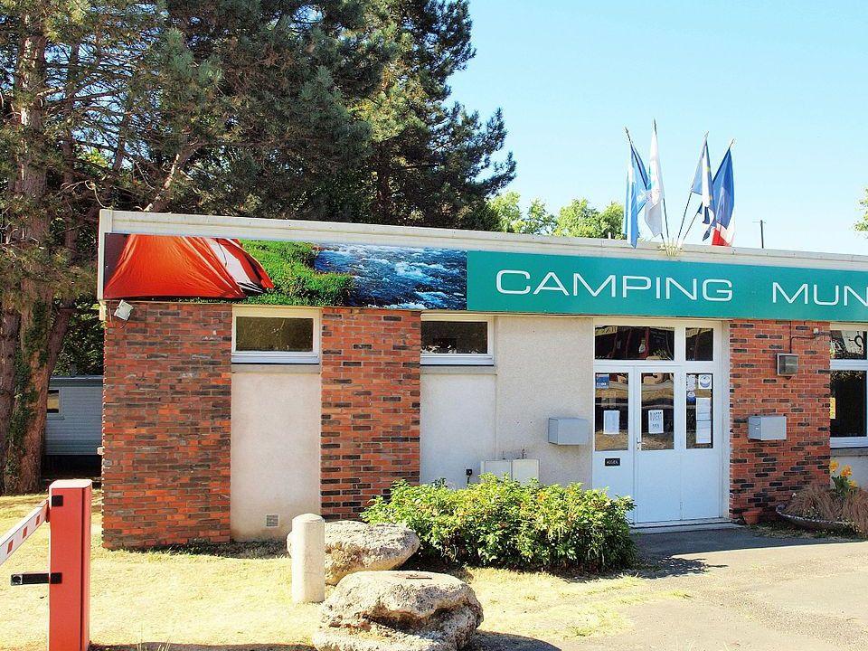 Camping Municipal Des Lices - Camping Sarthe
