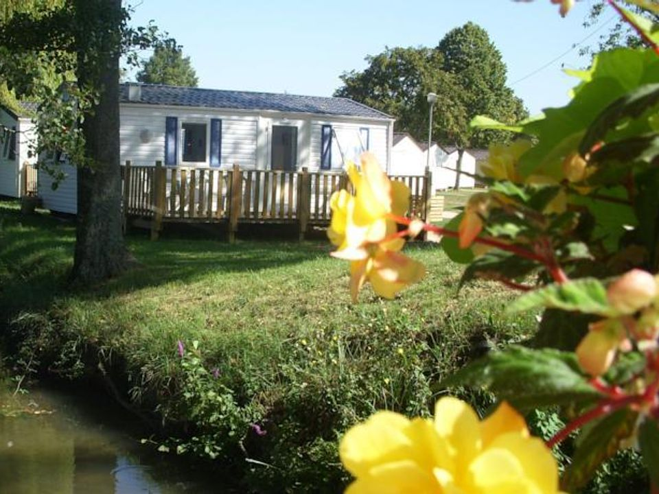 Camping Au Coeur de Vendome - Camping Loir-et-Cher