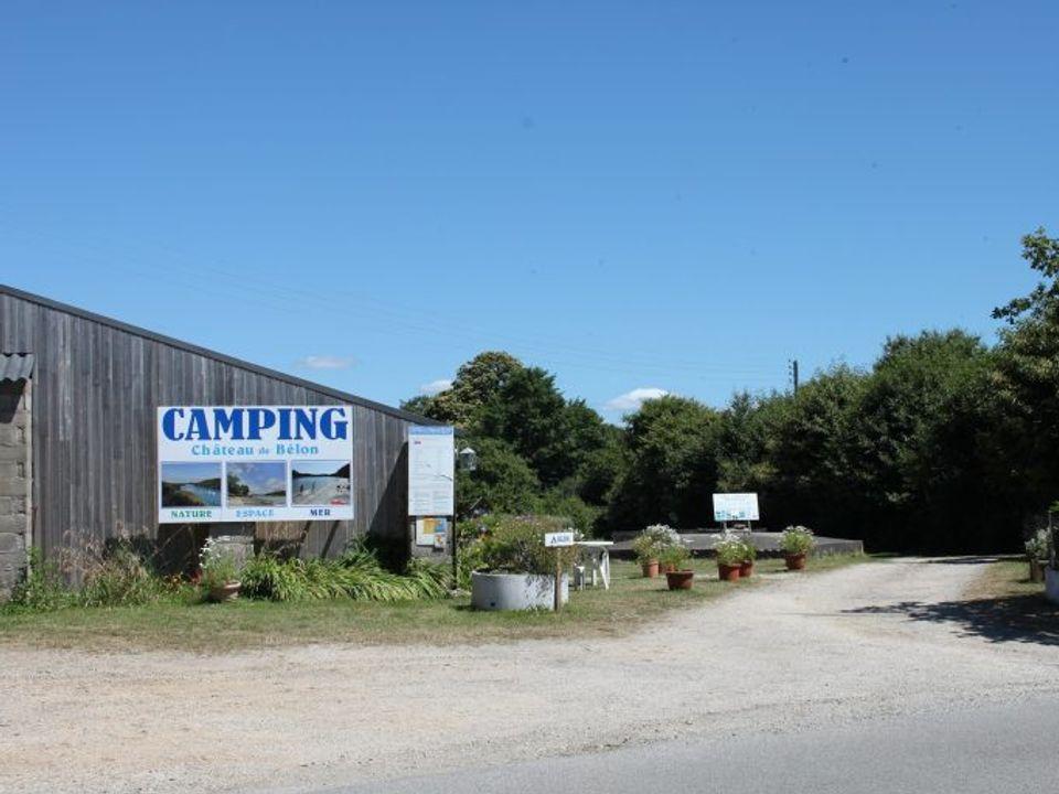Camping Le Chateau De Belon - Camping Finistere