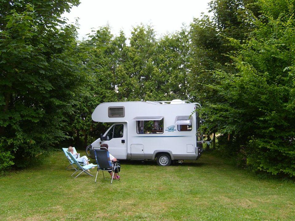 Les Grèbes du Lac de Marcenay - Camping Cote-Or