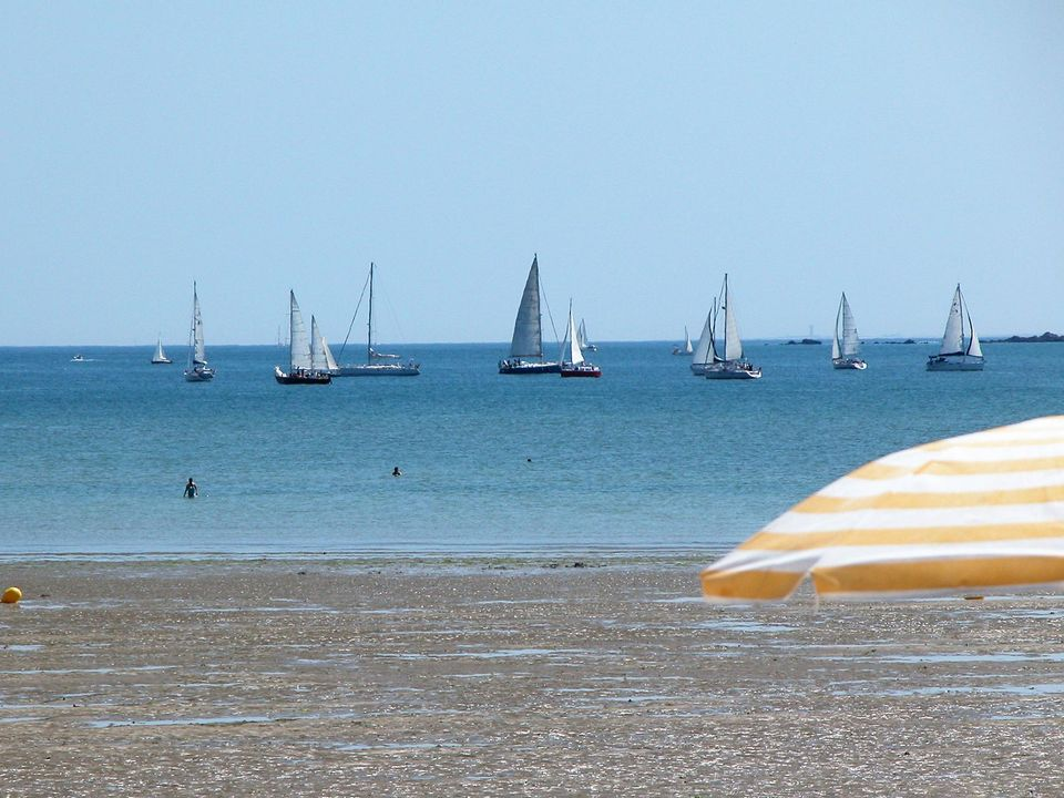 Camping Europeen de la Plage - Camping Finistere