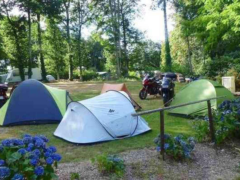 Camping L'etang D'aleth - Camping Morbihan