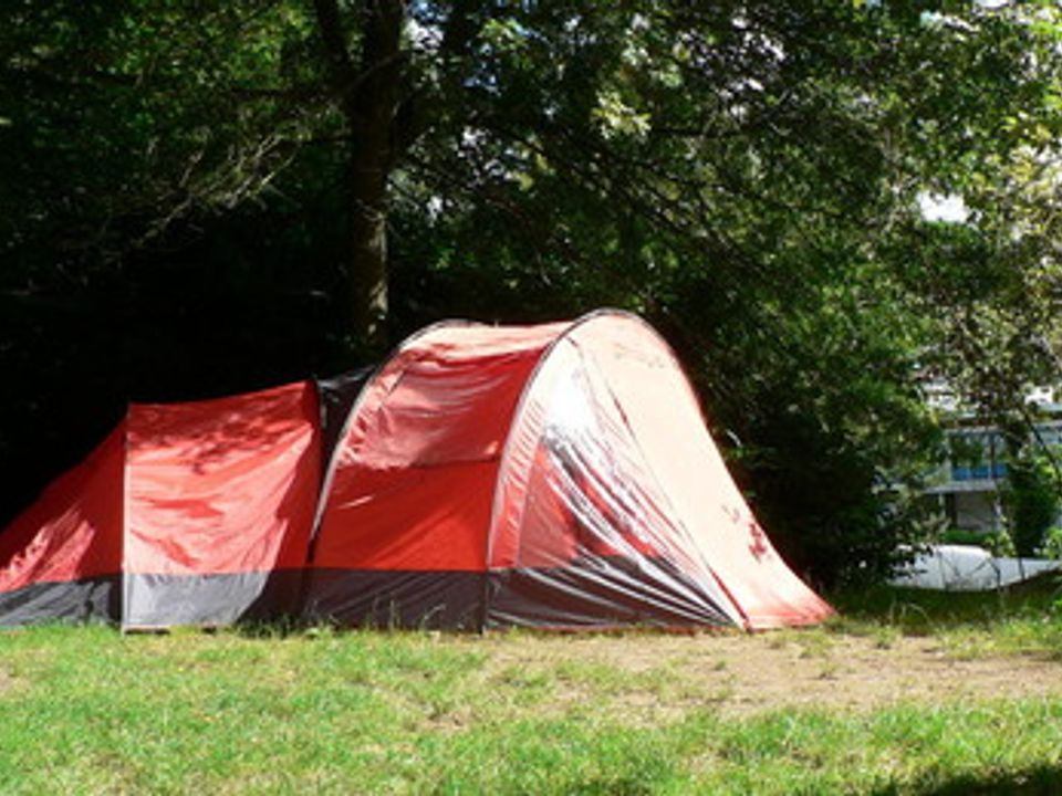 Camping Municipal Bois Du Seminaire - Camping Finistere