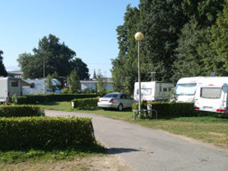 Camping municipal Pontivy - Camping Morbihan