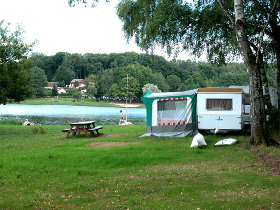 Camping aire naturelle Ascpa - Camping Vosges