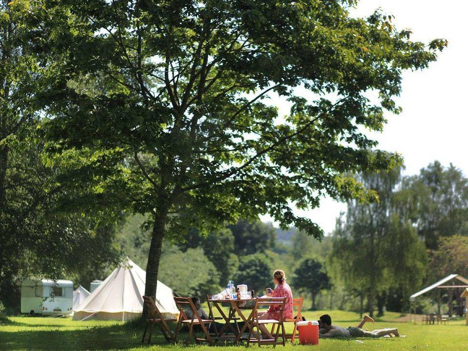 Camping De Gouarec - Camping Cotes-Armor