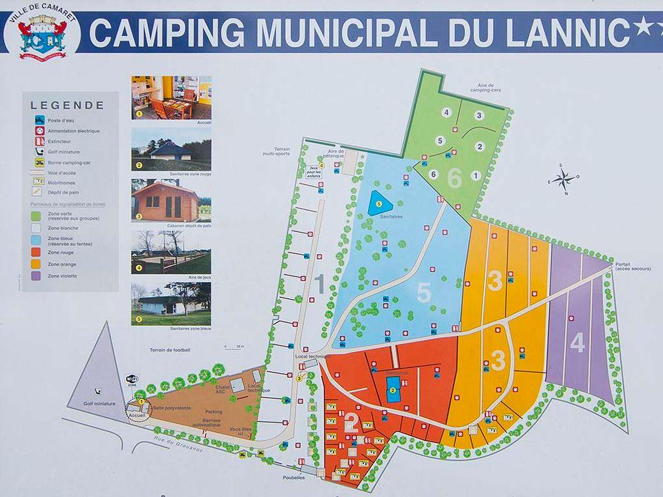 Camping Municipal Du Lannic - Camping Finistere